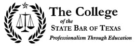 The college of the State Bar of Texas | Professionalism Through Education